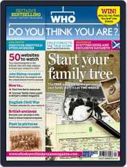 Who Do You Think You Are? (Digital) Subscription December 26th, 2012 Issue