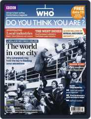 Who Do You Think You Are? (Digital) Subscription June 13th, 2011 Issue