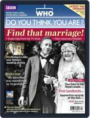 Who Do You Think You Are? (Digital) Subscription April 21st, 2011 Issue