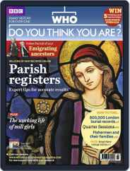 Who Do You Think You Are? (Digital) Subscription February 24th, 2011 Issue