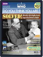 Who Do You Think You Are? (Digital) Subscription January 28th, 2011 Issue