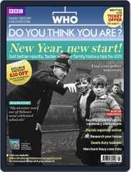 Who Do You Think You Are? (Digital) Subscription January 3rd, 2011 Issue