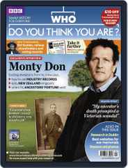 Who Do You Think You Are? (Digital) Subscription October 4th, 2010 Issue