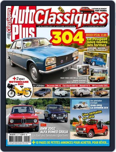 Auto Plus Classique (Digital) October 1st, 2019 Issue Cover