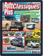 Auto Plus Classique (Digital) Subscription August 1st, 2019 Issue