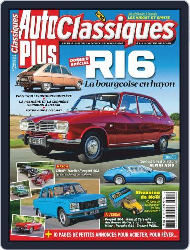 Auto Plus Classique (Digital) December 1st, 2018 Issue Cover