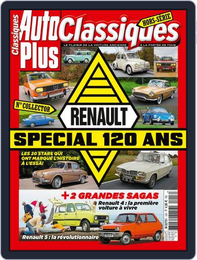 Auto Plus Classique (Digital) August 23rd, 2018 Issue Cover