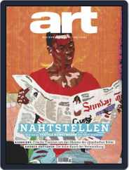 art Magazin (Digital) Subscription July 1st, 2020 Issue
