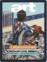 art Magazin (Digital) Subscription January 1st, 2020 Issue