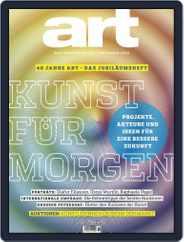 art Magazin (Digital) Subscription November 1st, 2019 Issue