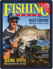 Fishing World (Digital) Subscription January 1st, 2020 Issue