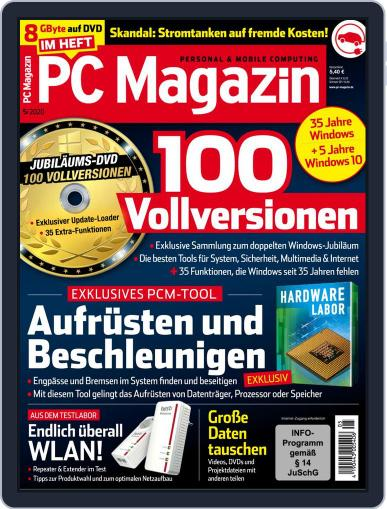PC Magazin (Digital) May 1st, 2020 Issue Cover