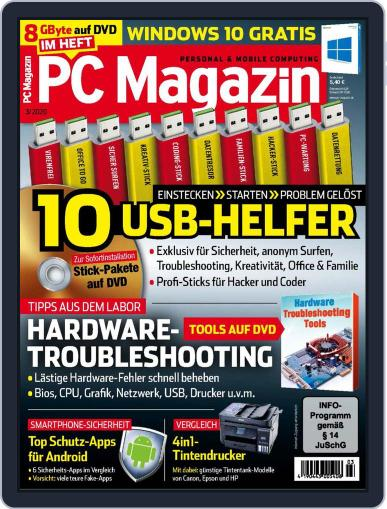 PC Magazin (Digital) March 1st, 2020 Issue Cover