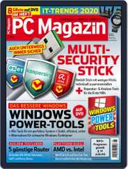 PC Magazin (Digital) Subscription January 1st, 2020 Issue
