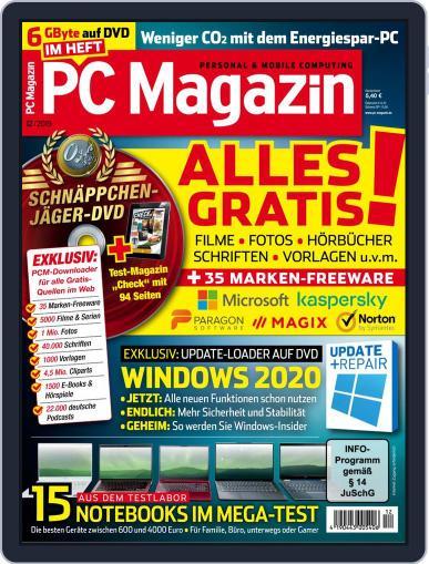 PC Magazin (Digital) December 1st, 2019 Issue Cover