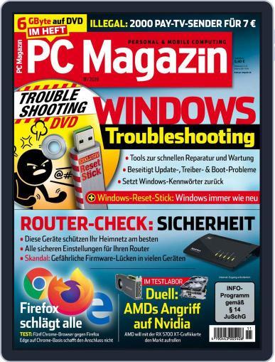 PC Magazin (Digital) November 1st, 2019 Issue Cover