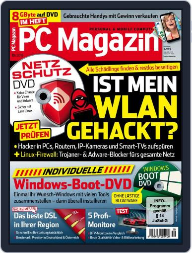 PC Magazin (Digital) October 1st, 2019 Issue Cover