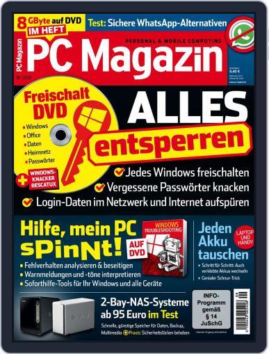 PC Magazin (Digital) September 1st, 2019 Issue Cover