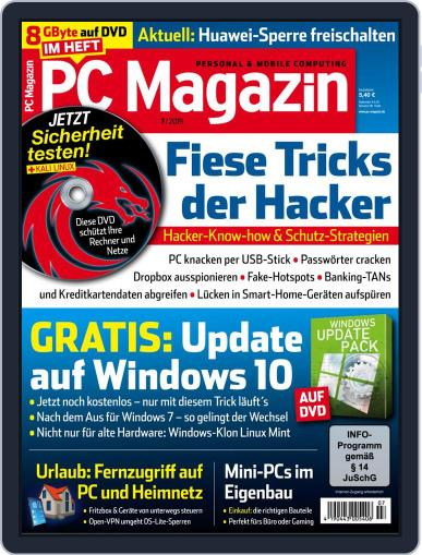 PC Magazin (Digital) July 1st, 2019 Issue Cover