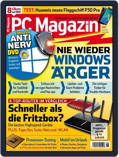 PC Magazin (Digital) June 1st, 2019 Issue Cover