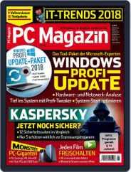 PC Magazin (Digital) Subscription January 1st, 2018 Issue