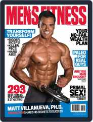Men's Fitness South Africa (Digital) Subscription September 1st, 2019 Issue