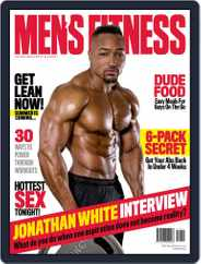 Men's Fitness South Africa (Digital) Subscription August 1st, 2019 Issue
