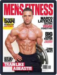 Men's Fitness South Africa (Digital) Subscription May 1st, 2019 Issue