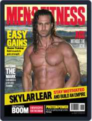 Men's Fitness South Africa (Digital) Subscription September 1st, 2018 Issue