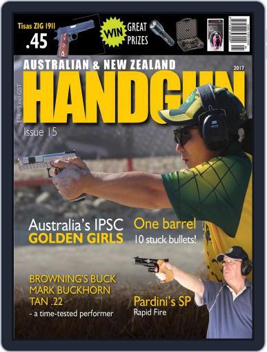 Australian & New Zealand Handgun Magazine (Digital) October 1st, 2016 Issue Cover