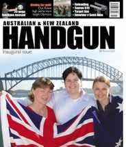 Australian & New Zealand Handgun Magazine (Digital) Subscription February 15th, 2016 Issue