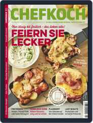 Chefkoch (Digital) Subscription December 1st, 2019 Issue