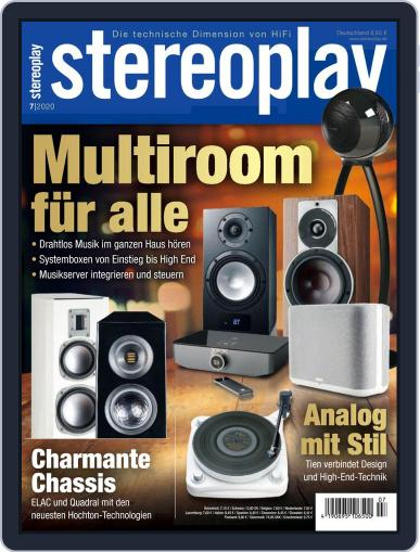 stereoplay July 1st, 2020 Digital Back Issue Cover
