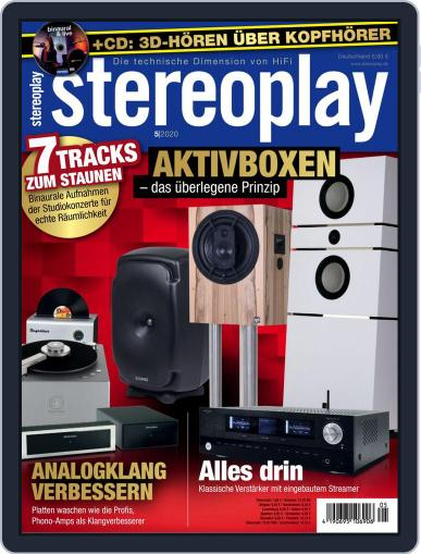 stereoplay May 1st, 2020 Digital Back Issue Cover