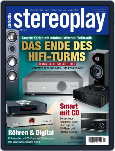 stereoplay March 1st, 2020 Digital Back Issue Cover