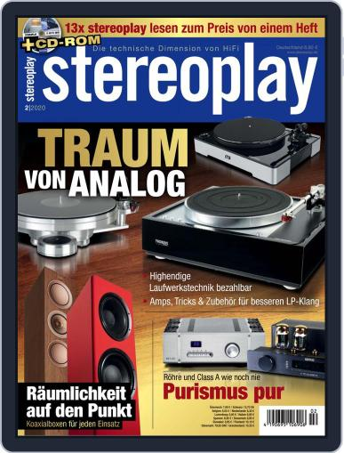 stereoplay February 1st, 2020 Digital Back Issue Cover
