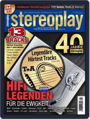 stereoplay (Digital) Subscription May 1st, 2018 Issue