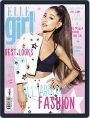 ELLE GIRL Russia (Digital) Subscription October 1st, 2017 Issue