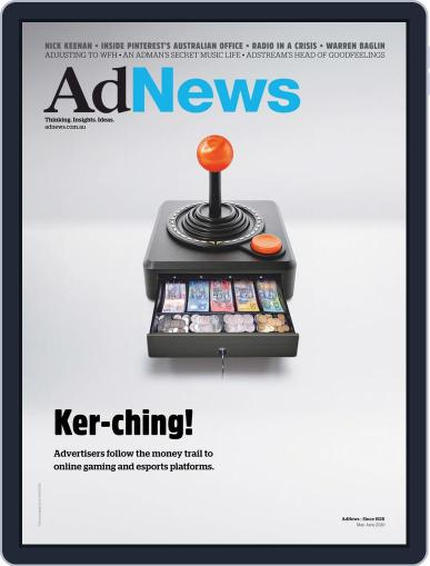 AdNews May 1st, 2020 Digital Back Issue Cover