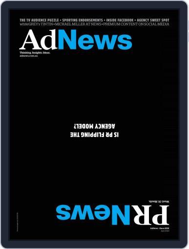 AdNews April 1st, 2020 Digital Back Issue Cover