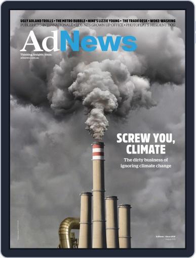 AdNews August 1st, 2019 Digital Back Issue Cover