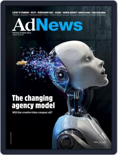 AdNews (Digital) February 1st, 2019 Issue Cover