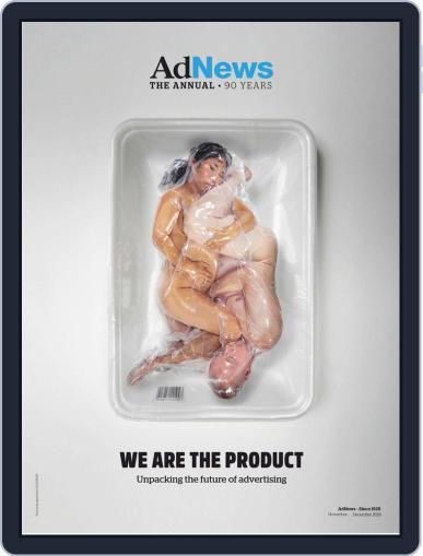 AdNews November 1st, 2018 Digital Back Issue Cover