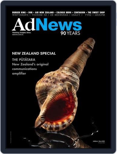 AdNews October 1st, 2018 Digital Back Issue Cover