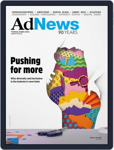 AdNews August 1st, 2018 Digital Back Issue Cover