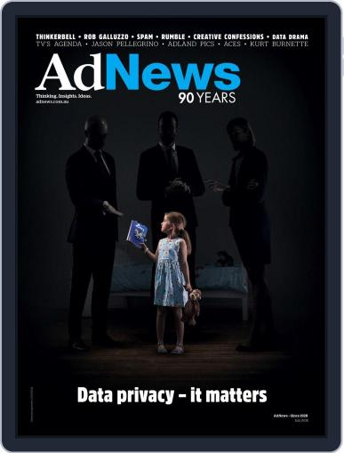 AdNews July 1st, 2018 Digital Back Issue Cover