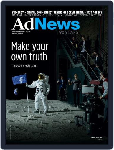 AdNews May 1st, 2018 Digital Back Issue Cover