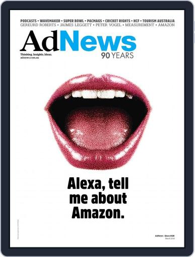 AdNews March 1st, 2018 Digital Back Issue Cover