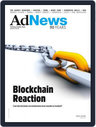 AdNews February 1st, 2018 Digital Back Issue Cover