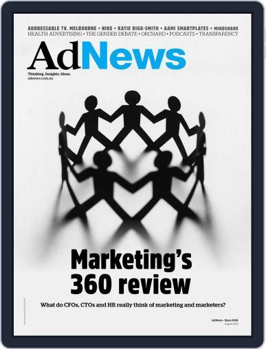 AdNews August 1st, 2017 Digital Back Issue Cover